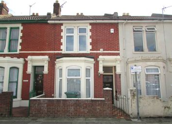 Thumbnail 4 bedroom terraced house for sale in Guildford Road, Fratton, Portsmouth