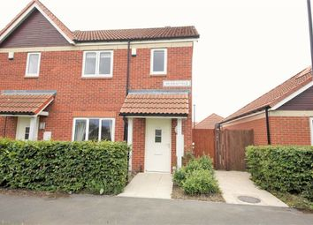 Thumbnail 2 bed semi-detached house for sale in Murrayfield, Doxford Park, Sunderland