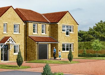 Thumbnail 4 bed detached house for sale in Plot 5, 'the York', Bellwood Court, Hoyland, Barnsley