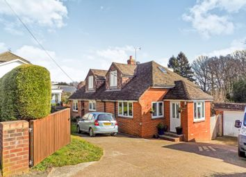 Thumbnail 4 bedroom detached house for sale in Hailsham Road, Herstmonceux