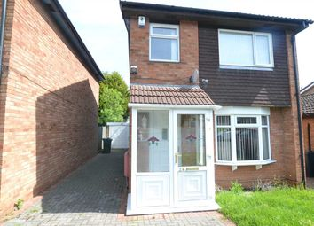Thumbnail 3 bed detached house to rent in St Christophers Close, West Bromwich, Birmingham