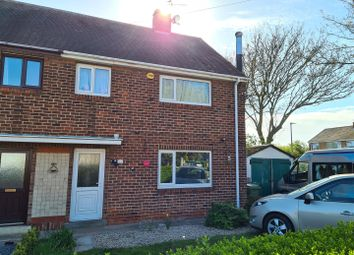 Thumbnail End terrace house for sale in Highfield, Withernsea