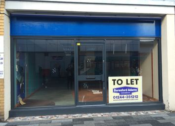 Thumbnail Retail premises to let in 25 King Street, Wrexham