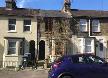 Thumbnail 3 bed terraced house for sale in 115 Heathfield Avenue, Dover, Kent