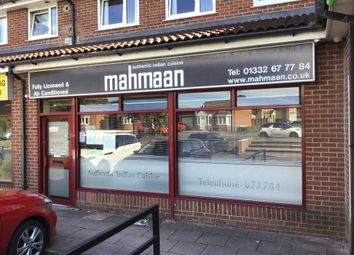 Thumbnail Restaurant/cafe for sale in Smalley Drive, Oakwood, Derby