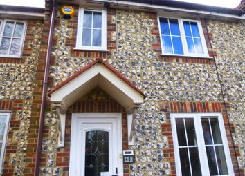 Thumbnail 2 bed terraced house for sale in Marsh Gardens, Hedge End, Southampton