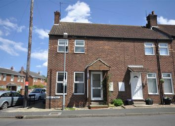 Thumbnail 2 bed end terrace house to rent in Main Street, Withernwick, East Yorkshire