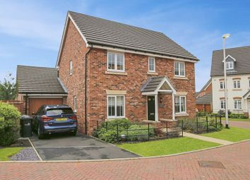 Thumbnail 4 bed detached house for sale in Hillside Close, Wychwood Village, Weston