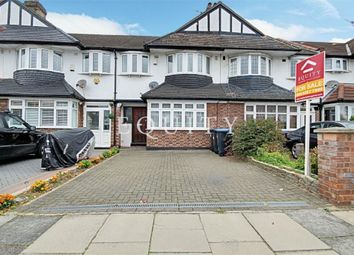 Thumbnail 3 bed terraced house for sale in Harrow Avenue, Enfield