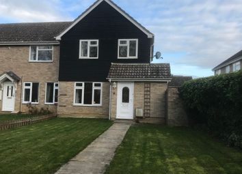 Thumbnail 3 bed end terrace house to rent in Acton, Sudbury, Suffolk