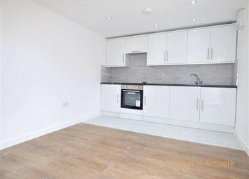 Thumbnail 1 bed flat to rent in Fitzwilliam Street, Peterborough