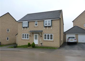 Thumbnail 4 bed detached house for sale in Beacon Hill, Keighley, West Yorkshire