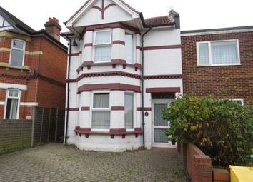 Thumbnail 4 bed semi-detached house for sale in St. Catherines Road, Southampton