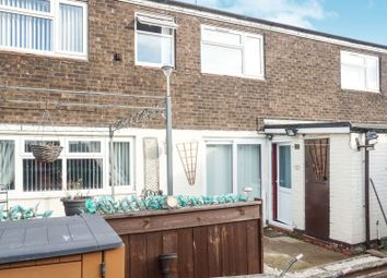 Thumbnail 4 bed end terrace house for sale in Dalwood Close, Hull
