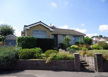 Thumbnail 2 bed detached bungalow for sale in Orchard Close, Gilwern, Abergavenny