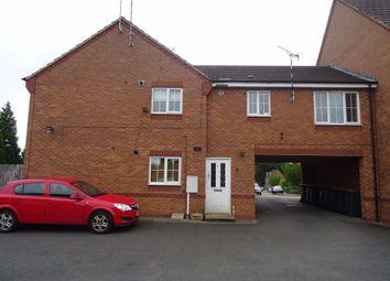 Thumbnail 1 bed flat to rent in Riverslea Road, Binley