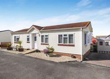 Thumbnail 2 bedroom mobile/park home for sale in Torville Park, Coral Avenue, Westward Ho, Bideford