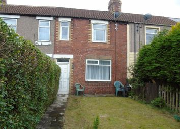 Thumbnail 2 bed terraced house for sale in Duke Street, Ashington