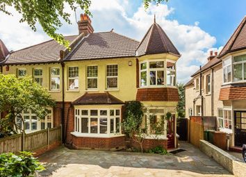 Thumbnail 4 bed semi-detached house for sale in Beeches Avenue, Carshalton