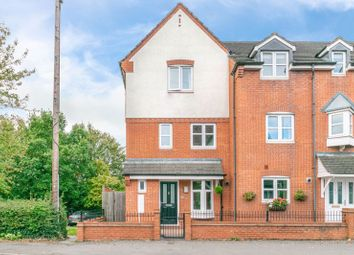 Thumbnail 4 bed end terrace house for sale in Evesham Road, Redditch