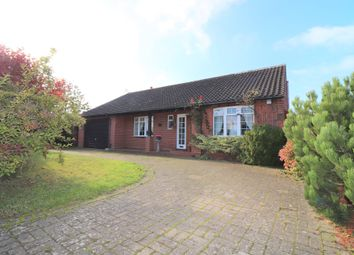 Thumbnail 2 bed detached bungalow for sale in Valley Farm Drive, Sproughton, Ipswich, Suffolk