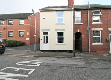 Thumbnail 2 bed end terrace house for sale in Rectory Road, Staveley, Chesterfield