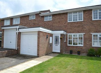 Thumbnail 2 bed terraced house for sale in Dunn Crescent, Kintbury, Berkshire