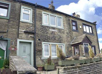 Thumbnail 2 bed terraced house for sale in Keelham, Denholme, Bradford