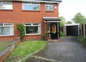 Thumbnail 3 bed semi-detached house for sale in Sudbury Close, Old Trafford, Manchester