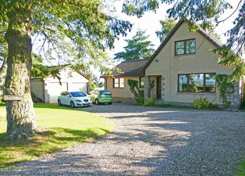 Thumbnail 5 bed detached house for sale in Tibbermore, Perth