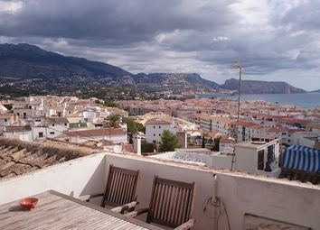 Thumbnail 3 bed town house for sale in Spain, Valencia, Alicante, Altea