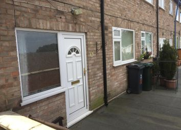 Thumbnail 3 bed flat to rent in Blackwood Rd, Streetly