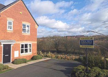 Thumbnail 3 bed semi-detached house for sale in Sandiacre Avenue, Sandyford, Stoke-On-Trent
