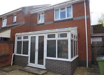 Thumbnail 1 bed semi-detached house to rent in Raleigh Close, Churchdown, Gloucester