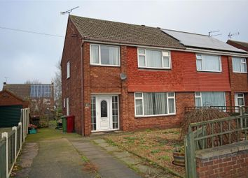 Thumbnail 3 bed semi-detached house for sale in Cottage Beck Road, Scunthorpe