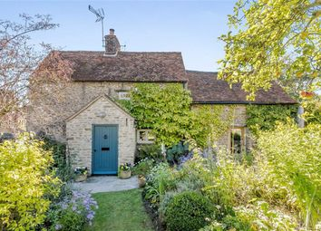 Thumbnail 2 bedroom cottage for sale in North Street, Marcham, Abingdon