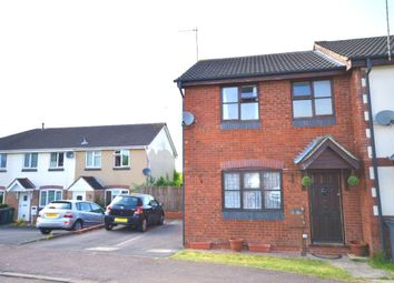 Thumbnail 3 bed terraced house for sale in Wye Dale, Church Gresley, Swadlincote