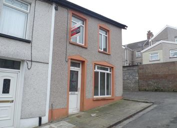 Thumbnail 3 bed end terrace house for sale in Alfred Street, Penydarren, Merthyr Tydfil
