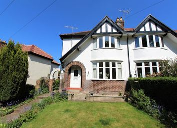 Thumbnail 3 bed semi-detached house for sale in The Rock, Helsby, Cheshire