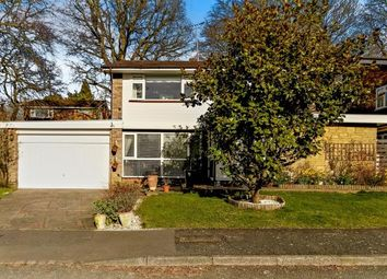 Thumbnail 4 bed detached house for sale in Woodhyrst Gardens, Kenley, Surrey
