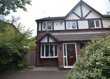 Thumbnail 3 bed semi-detached house to rent in Tatton Close, Saltney, Chester