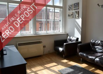 Thumbnail 1 bed flat to rent in Princess Street, Manchester City Centre, Manchester