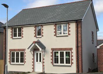Thumbnail 4 bed detached house for sale in Callington Road, Liskeard