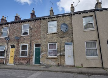 Thumbnail 2 bed terraced house for sale in Bromley Street, York