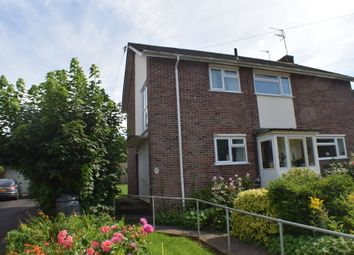 Thumbnail 2 bed flat for sale in Church Road, Wembdon, Bridgwater
