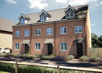 "Thumbnail 3 bedroom terraced house for sale in ""The Chastleton"" at Penny Lane, Amesbury, Salisbury"