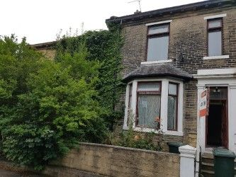 Thumbnail 4 bed terraced house for sale in Whetley Grove, Bradford, West Yorkshire