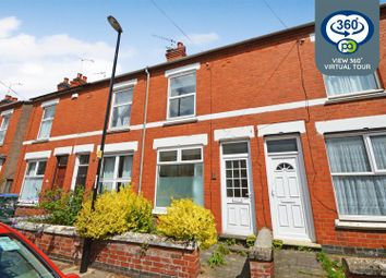 Thumbnail 2 bed terraced house for sale in Ludlow Road, Earlsdon, Coventry