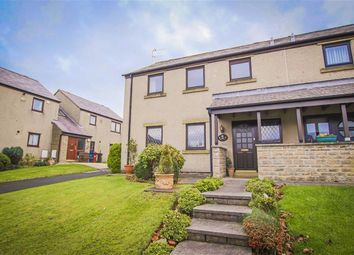 Thumbnail 3 bed mews house for sale in Brotherton Meadow, Clitheroe, Lancashire