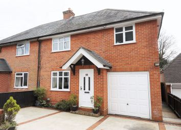 Thumbnail 3 bed semi-detached house for sale in Nash Road, Dibden Purlieu, Southampton